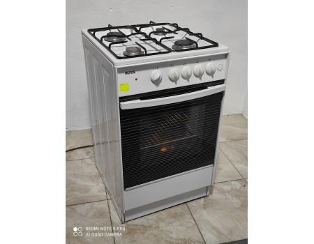 ALTUS bn-f955 Газовая плита с электродуховкой Крепкая 50*60 б/у Гарантия 6 мес