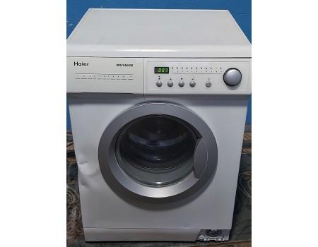 HAIER MS 1460S-а888 Стиральная машина до 6 кг 1200 об/мин 60*60 б/у Гарантия 6 мес