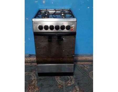 ARDO C640EB INOX-f844 Газовая плита з электродуховкой 50*60 б/у Гарантия 6мес
