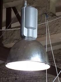 RIDI 0202424SI Промышленная лампа 400 Вт