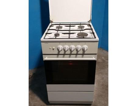HANSA-AMICA GVO304-f395 Газовая плита с газовой духовкой 50*60 б/у Гарантия 6 мес