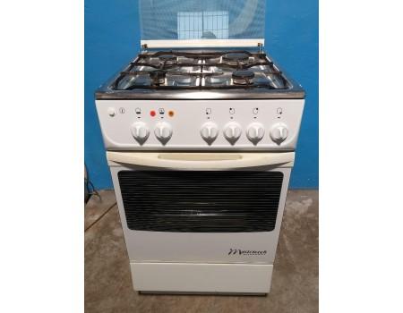MASTERCOOK bn-f451 Газовая плита с электродуховкой 50*60 б/у Гарантия 6 мес