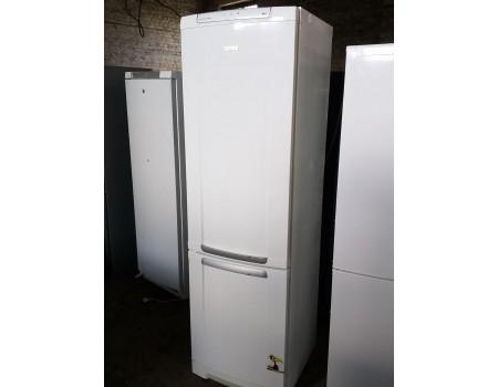 ELECTROLUX ERB40200W-d202 Холодильник двухкамерный Швеция 399L 2 компрессора 200*60 б/у гарантия 6 мес