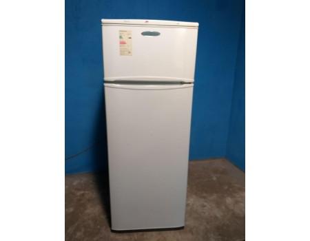 MASTERCOOK LT 145E-d357 Холодильник двухкамерный 248L 144*56 б/у Гарантия 6 мес
