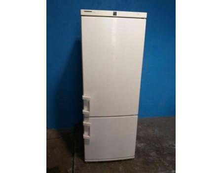 LIEBHERR KSD 3142 Index25-001-d243 Холодильник двухкамерный 301L 161*60 б/у Гарантия 6 мес