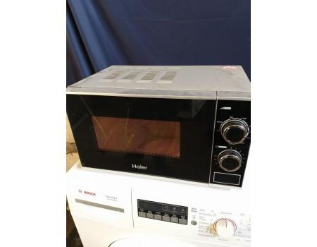 HAIER HGN 2070-MGS Микроволновая печь б/у 20 л Гарантия 6 мес