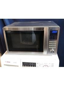SHARP R-222STWE Микроволновая печь