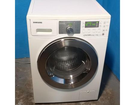 SAMSUNG WD0804W8E-а283 Стирально-сушильная машина Стирка до 8 кг Сушка до 5 кг 1400 об/мин Инвертор А++ Быстрая стирка-15 мин Корея б/у