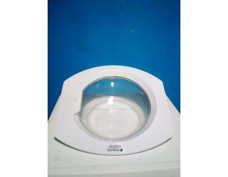 Люк (дверка) к стиральной машине-zl59 к стиральным машинам HOTPOINT-ARISTON и другим б/у